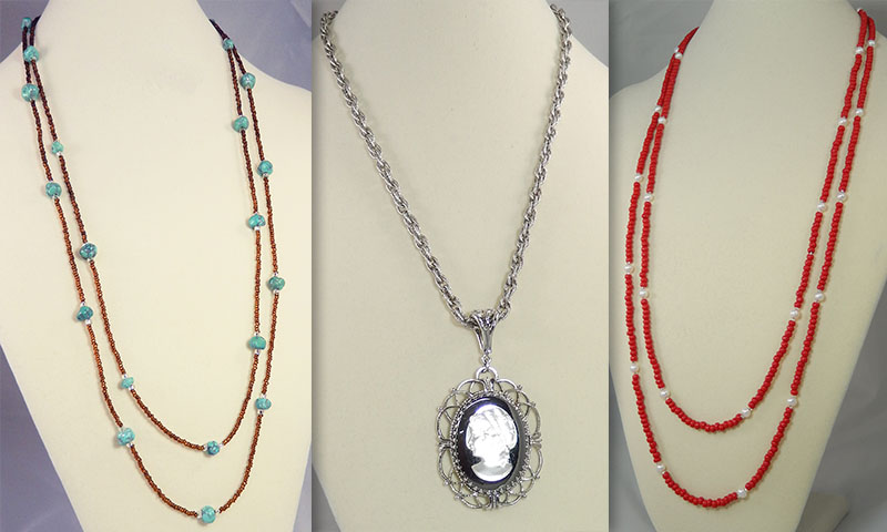 Necklaces by Kalli Kay